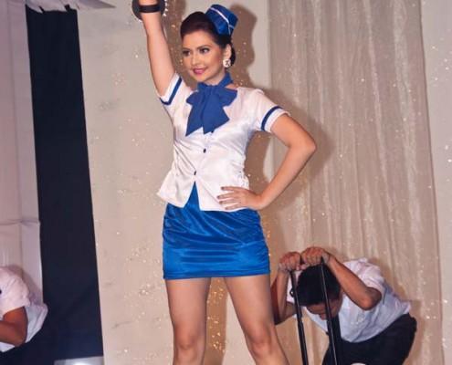 Miss Dumaguete Malka Shaver