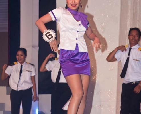 Miss Dumaguete Miss Menchit Maraña