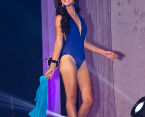 Mendy Mae De Guia on Swimsuit Attire