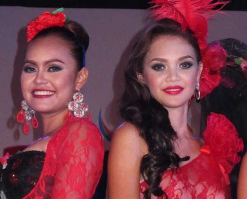 Miss Dumaguete Talent night