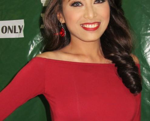Miss Dumaguete 2014 Contestant 2 Lineth Avanzado