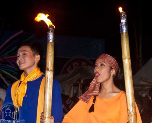 Sandurot Festival 2014 - Folkdance Competition
