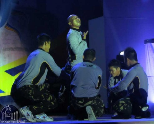 Sandurot Festival - Army Night - Dance Groups