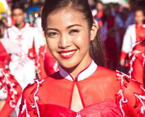 66th Charter Day Parade Dumaguete City