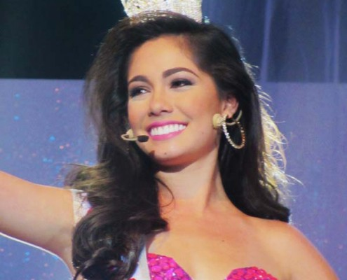 Lorraine Kendrickson for Miss World Philippines