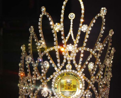 Miss Dumaguete Crown