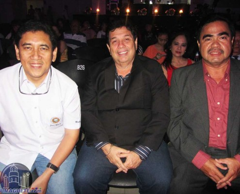 Governor Macias, Dumaguete and Tony RemsMayor