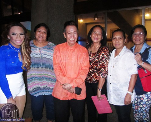 Dr. Rico Absin and Friends
