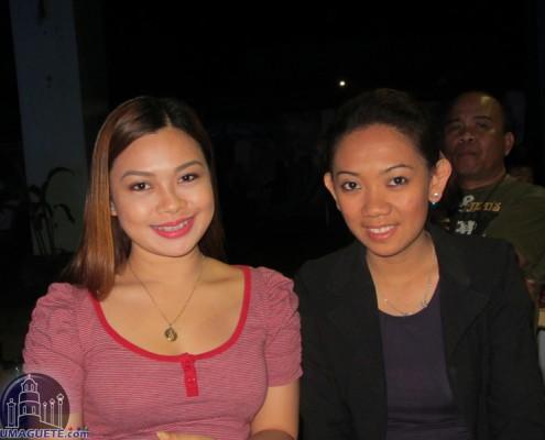 VIPs & VUPs at Miss Mabinay