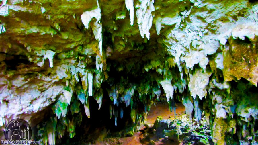 Panligawan caves