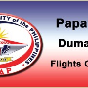 Dumaguete Flights Cancelled