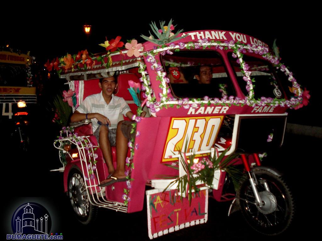 Trike in Dumaguete
