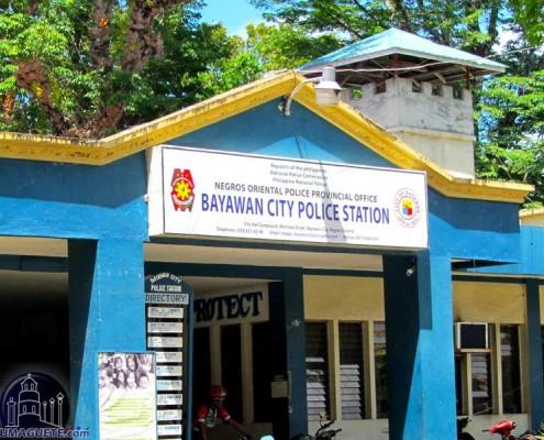 Bayawan City Police Station