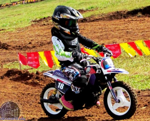 Junior Motocross Rider Mabinay
