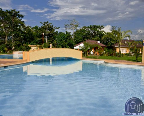 Mabinay Spring Resort - Pool