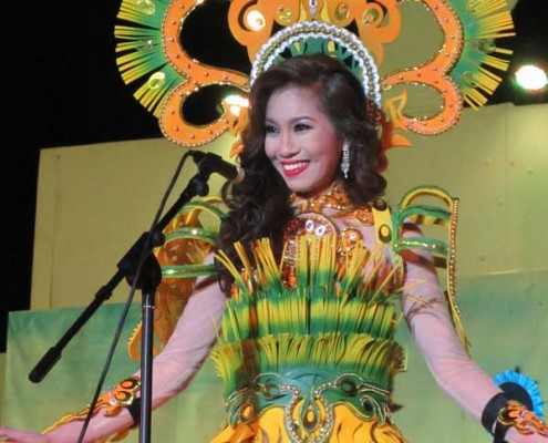 Miss Bayawan 2015 Coronation Night