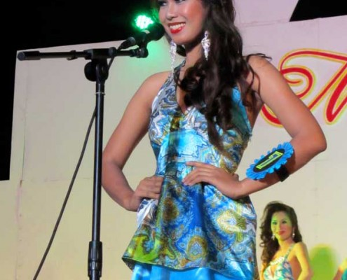 Miss Bayawan 2015 Talent Night