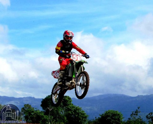 Motocross in Mabinay