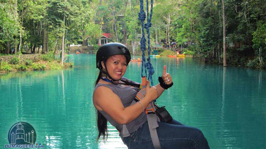 Zip Line Mabinay Negros Oriental