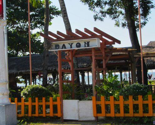 bayawan city talipapa bikini beach bar entrance