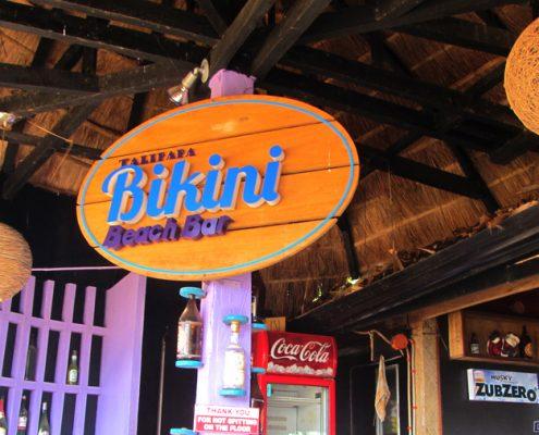 bayawa city talipapa bikini beach bar