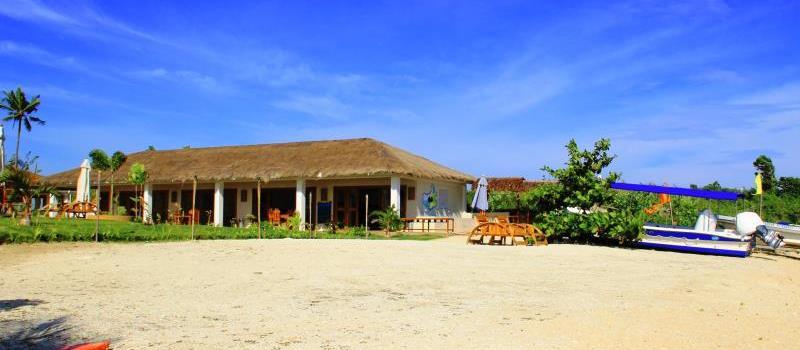 Beach at Salamangka Beach Resort