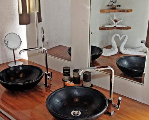 Bathroom at Kawayan Holiday Resort