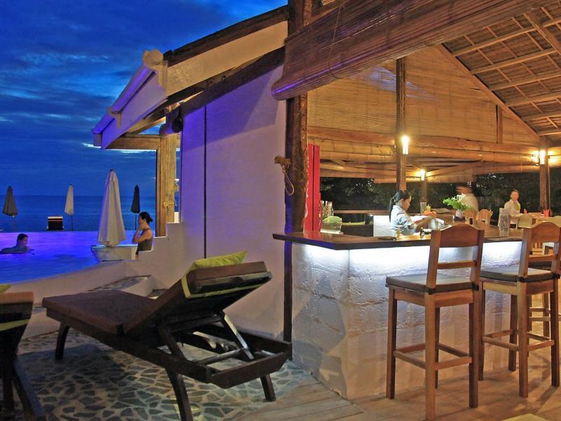 Kawayan Holiday Resort1 - Sumset