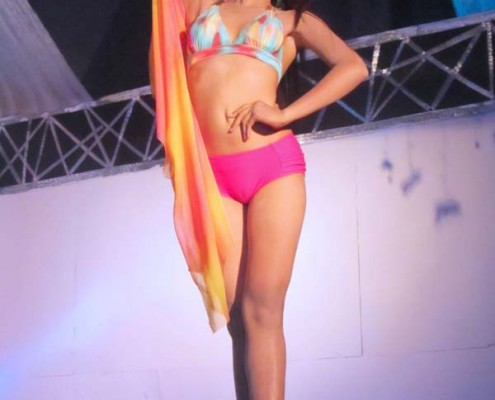 Miss Basay 2015 - Swim Wear