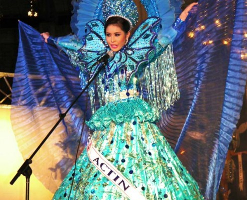 Miss Basay 2015 - Festival Costume