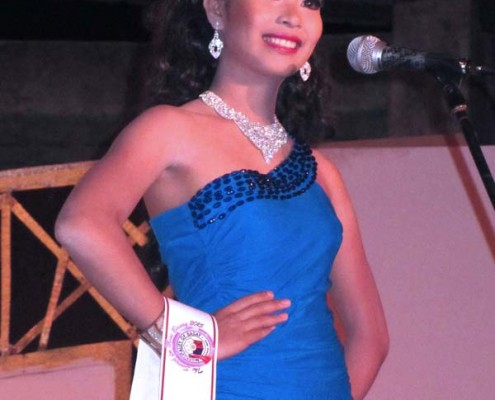 Miss Basay 2015 - Talent Night