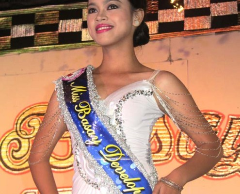 Miss Basay 2015 VIPs & VUPs