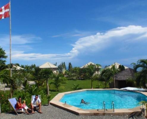 The Danish Lagoon Luxury Beach Resort