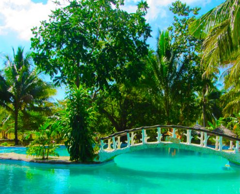 Bayawan City edens spring kiddie pool
