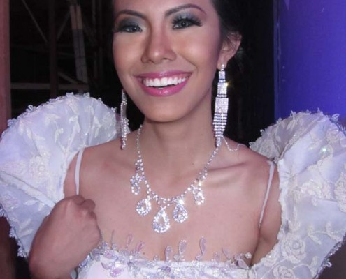 Miss La Libertad 2015 Pageant
