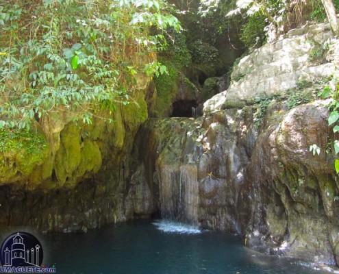 Mansanagan Falls of Santa Catalina