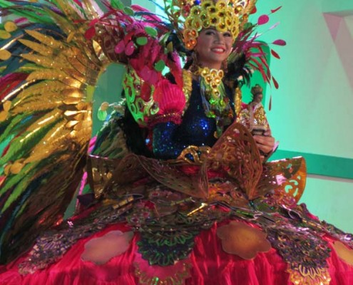 Pandanyag Festival 2015 -La Libertad