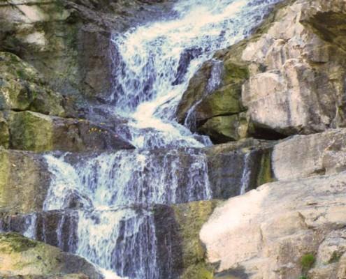 Talustos Falls of Santa Catalina