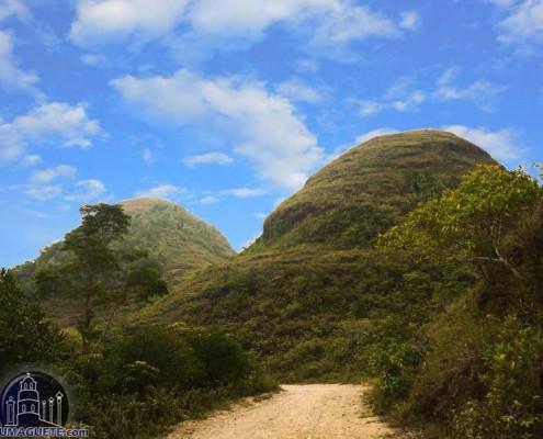 Hinakpan Chocolate Hills - Negros Oriental