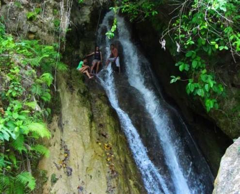Makatang Falls in Guihulngan