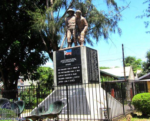 Amlan Plaza - War Heroes