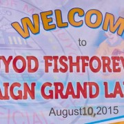 Manjuyod launches FishForever Pride Campaign