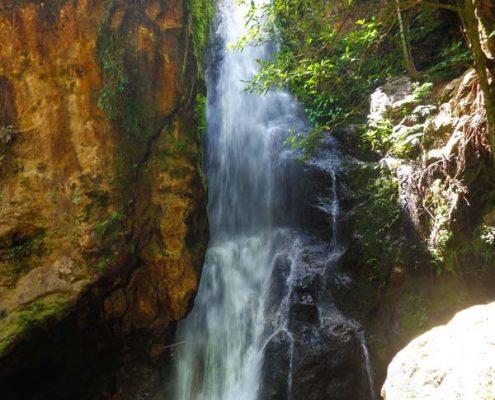 Tourist Spots in Amlan - Waterfall