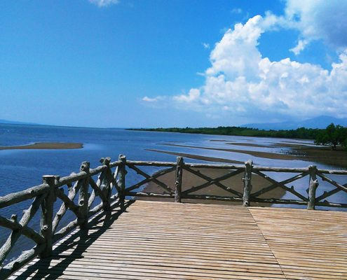 Tanjay City Negros Oriental Board Walk romantic