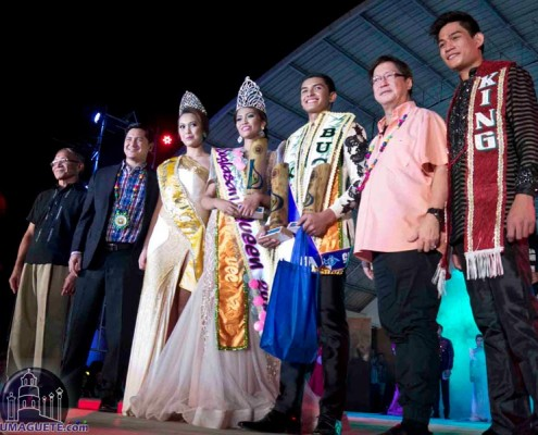 Buglasan 2015 King and Queen Winners