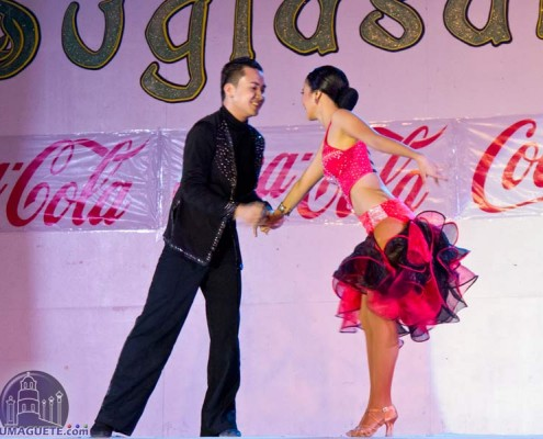 Ballroom Dance Competition - Buglasan 2015