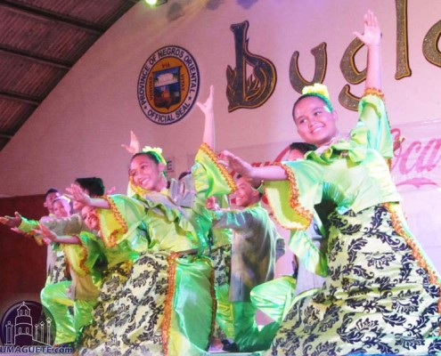 Folkdance Competition - Buglasan 2015