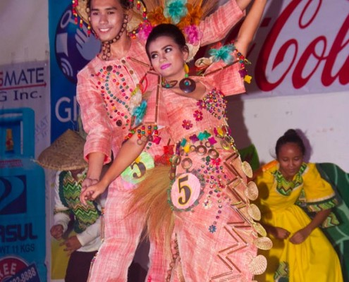 Buglasan King and Queen 2015