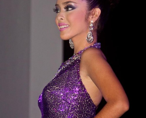 Miss Amlan 2015 - Evening Gown
