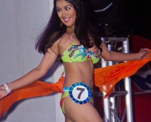 Miss Amlan 2015 - Bikini